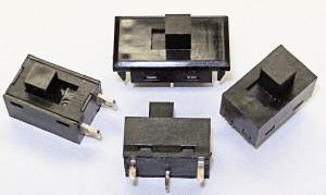 Fully enclosed micro miniature family